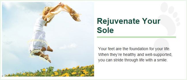 Rejuvenate Your Sole